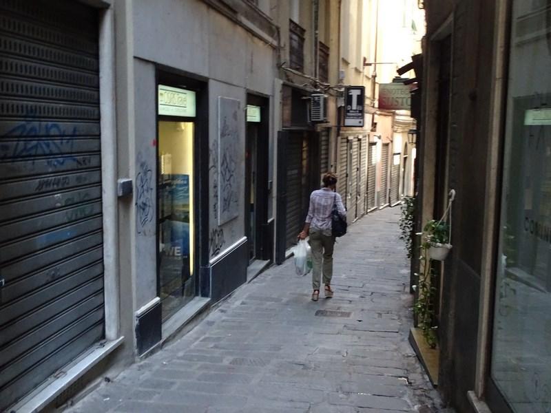 Ulite Genova Medievala