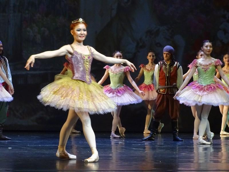 Balet Astana