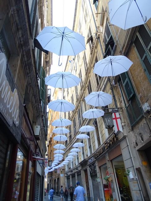 Umbrele Genova