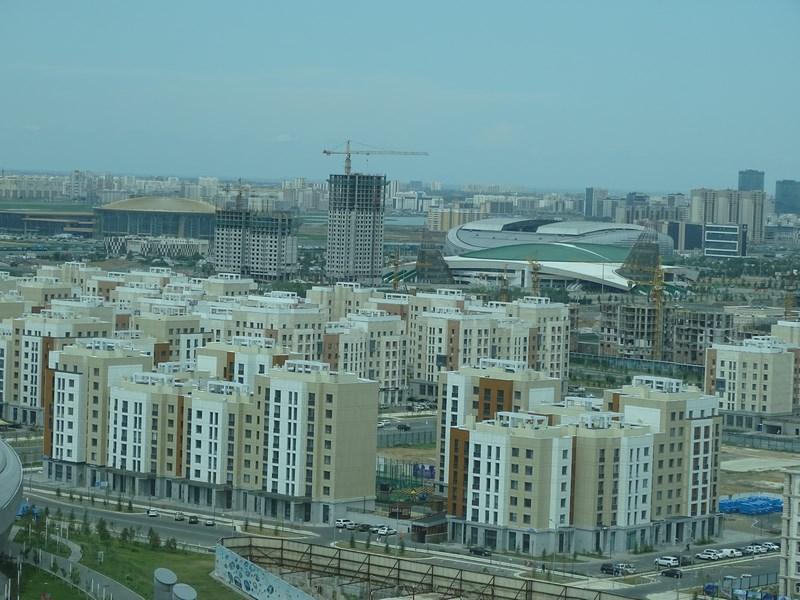 Cartiere Astana