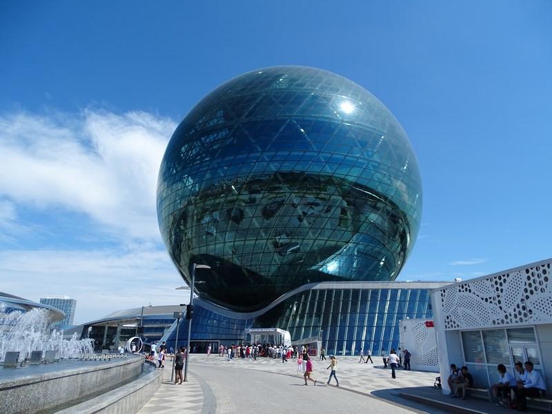 Expo Astana Kazahstan