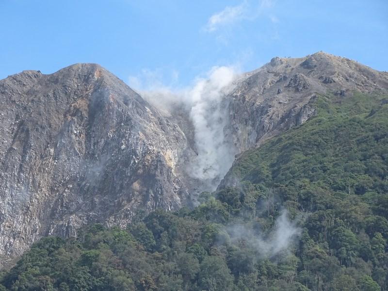Sibuyak Volcano