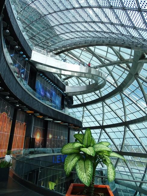 Interior Futurist Astana