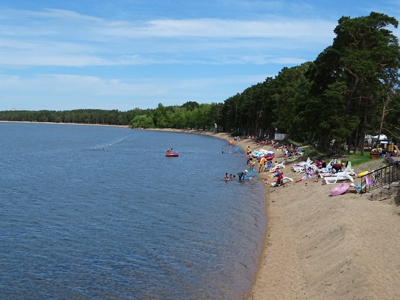 Plaja Kazahstan