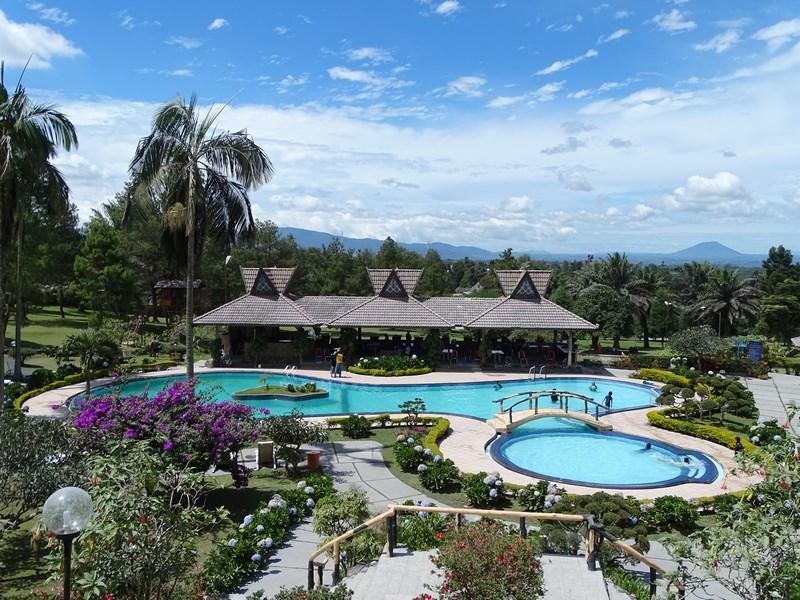 Sinabung Hill Hotel Berastagi