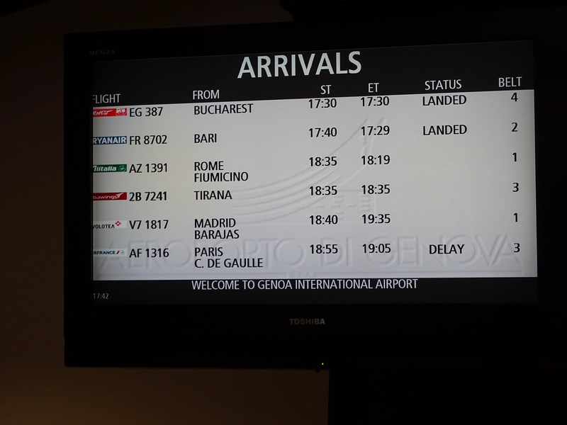 Ernest Airlines Punctualitate
