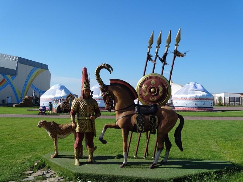 Statui Kazahe