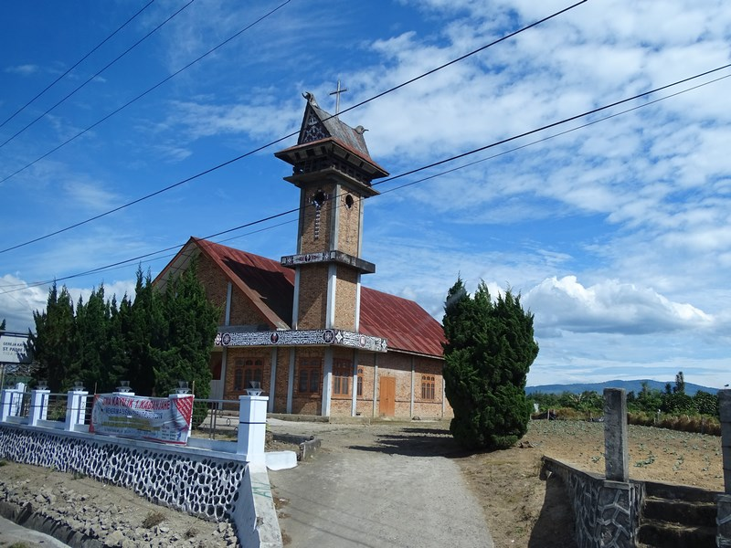 Biserica Berastagi
