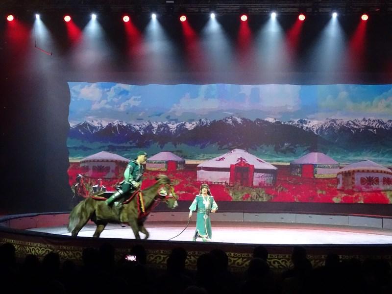 Spectacol Kazah