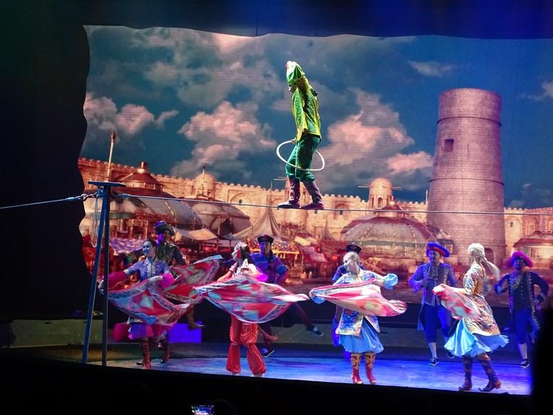 Spectacol Cirque Soleil Astana