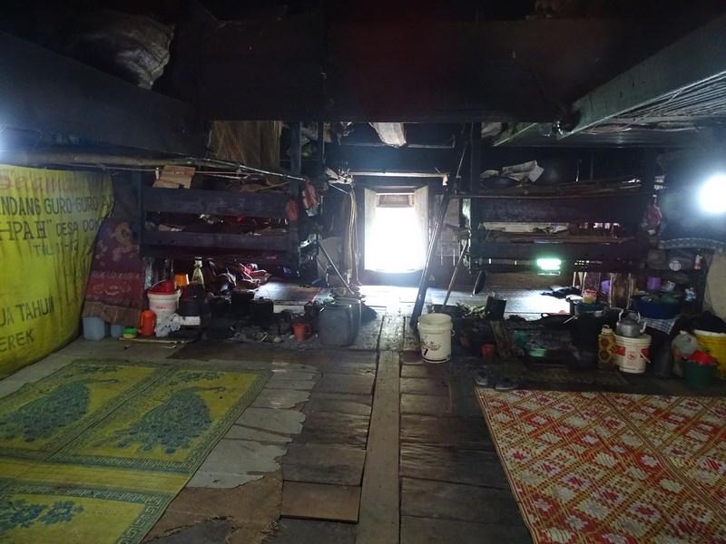 Interior Casa Sumatra
