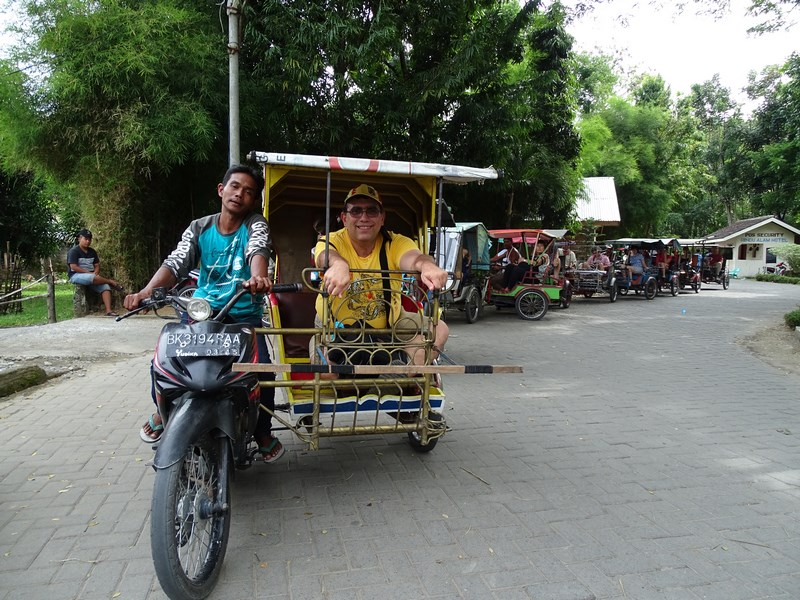 Tuk Tuk Indonezia