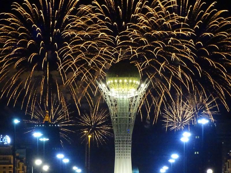 Artificii Astana