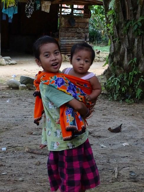 Copii Indonezia