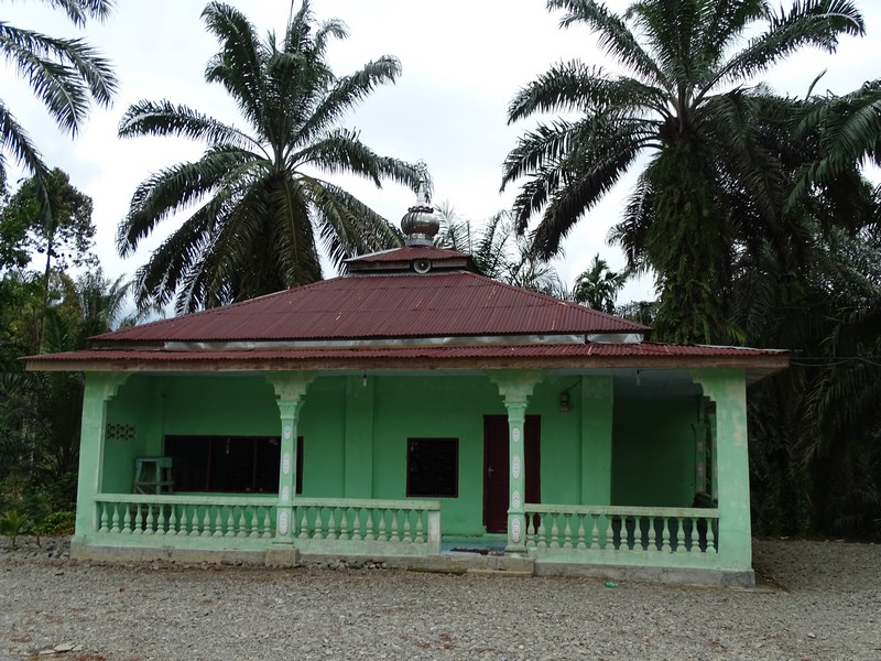 Moschee Sumatra