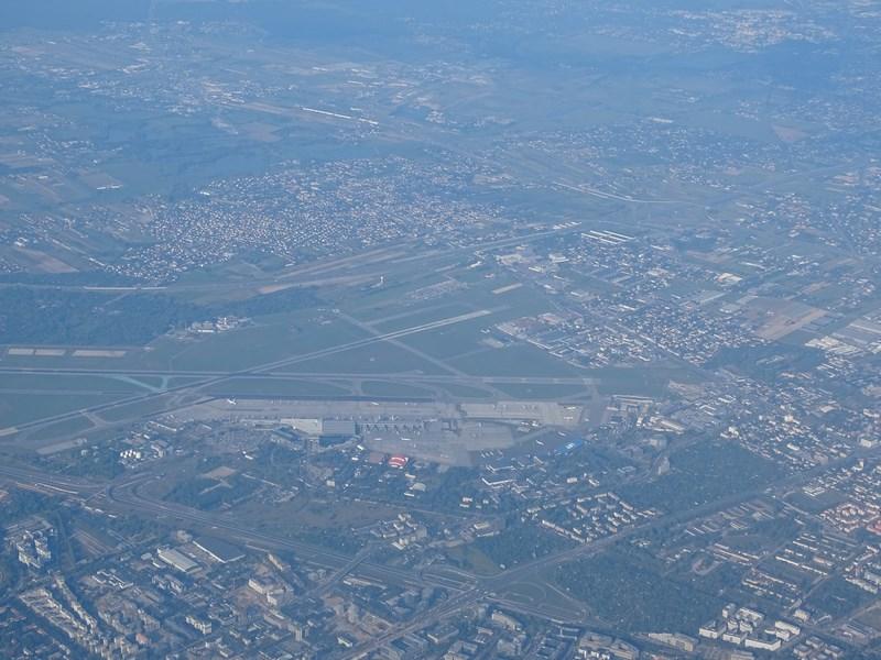 . Aeroport Varsovia