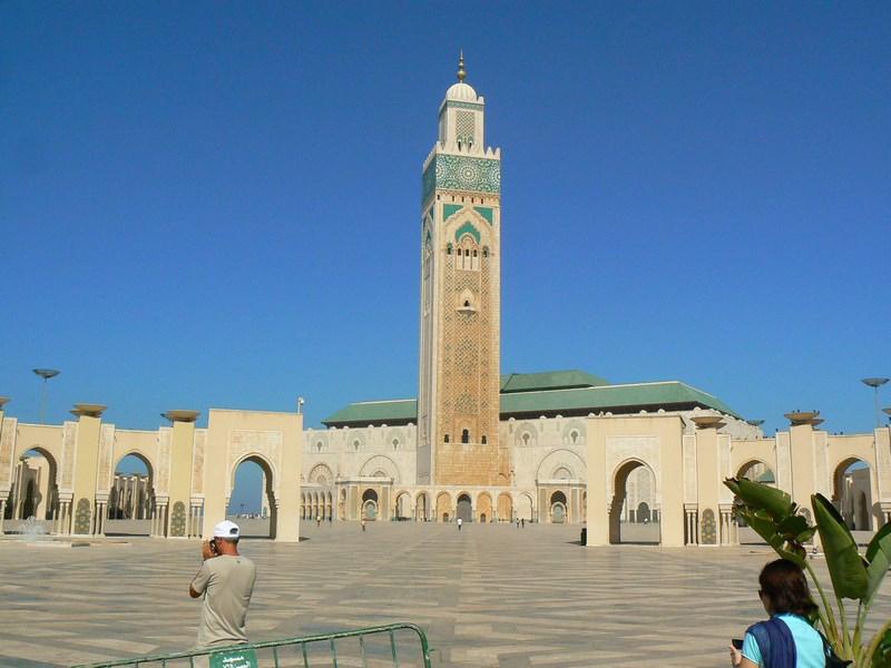 . Moscheea Hassan II