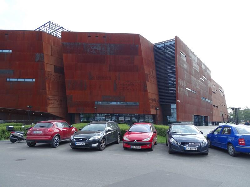 . Muzeul Solidaritatii Gdansk