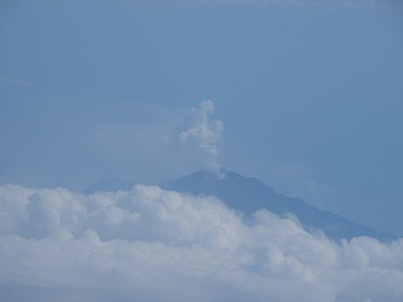 Vulcan Eruptie
