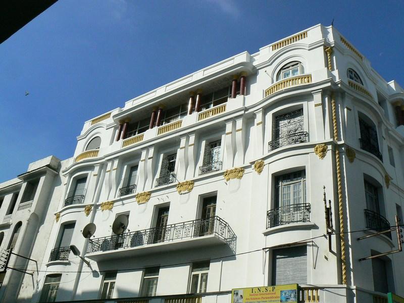Cladiri Casablanca