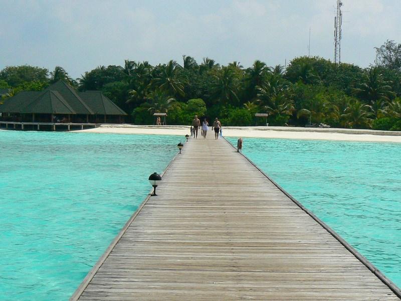 Ponton Maldive