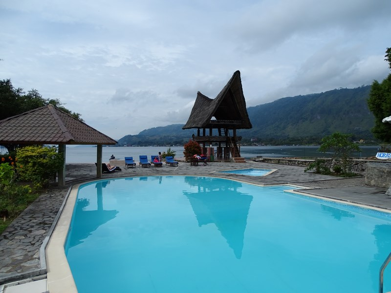 Tabo Cottages Lacul Toba