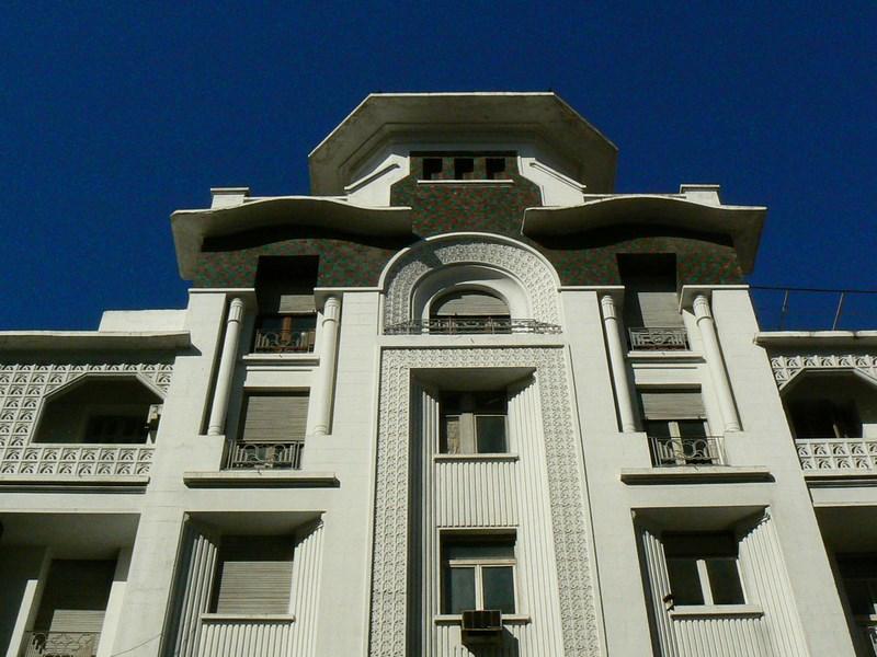 Art Nouveau Casablanca