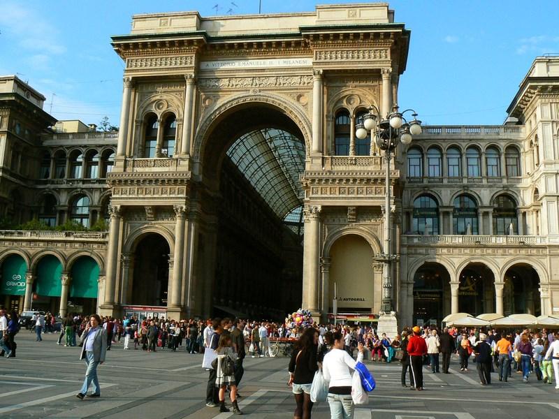 Galeriile Vittorio Emmanuele