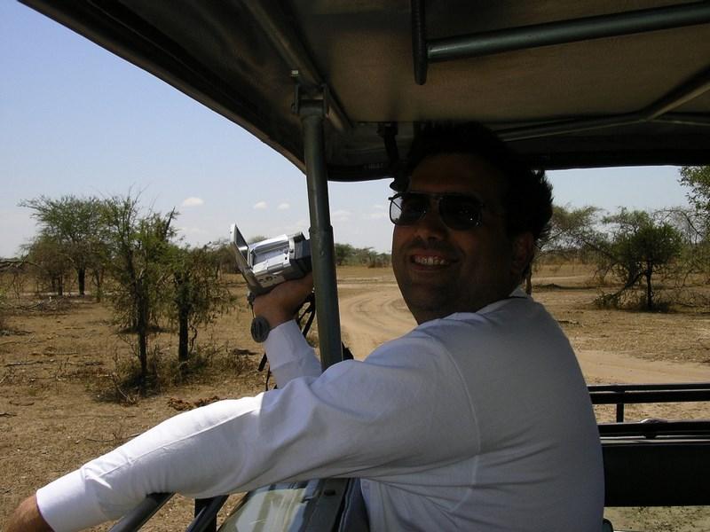 In Vehicul Safari