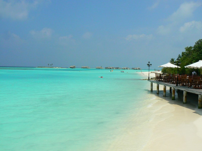 Maldive Apa Verde