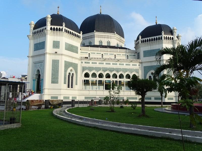Moschee In Medan