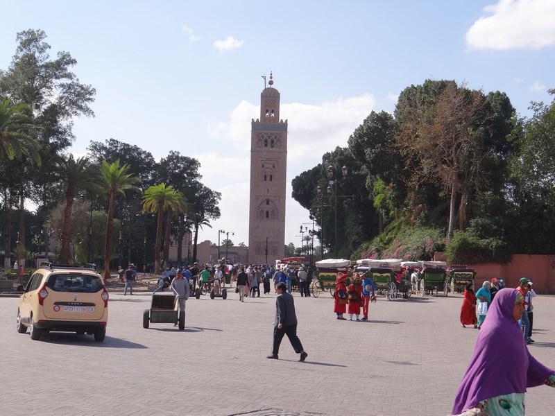 Centru Marrakech