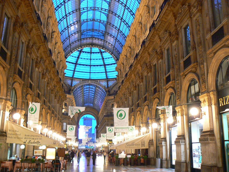 Galeriile Vittorio Emmanuelle Milano