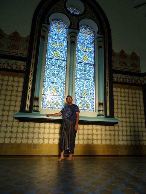 Roman In Moschee