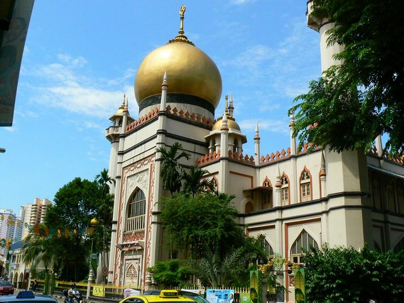 Moschee Singapore