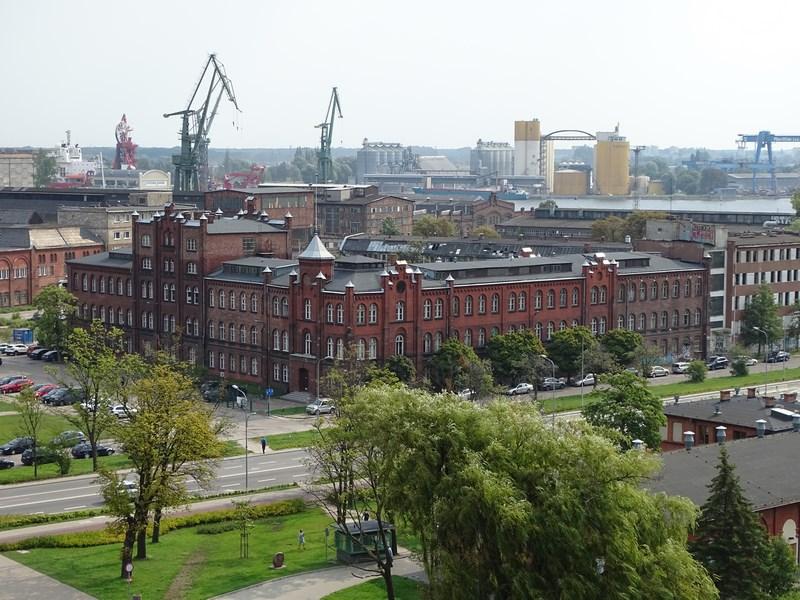 Birourile Santierului Naval Gdansk