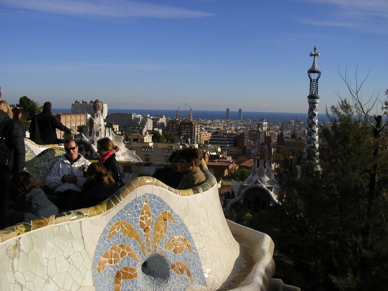 Parcul Guell