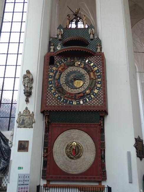 Ceasul Astronomic Gdansk