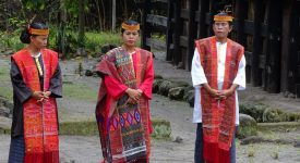 Dansatori Batak