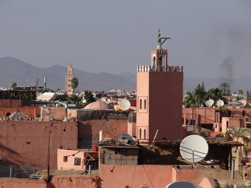 Panorama Marrakech