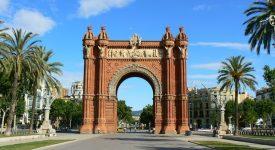 Arcul De Triumf Barcelona