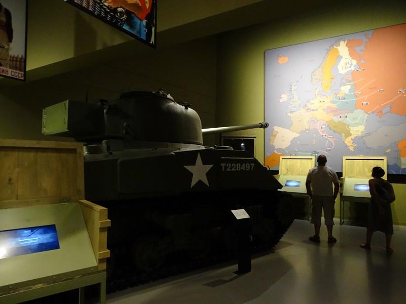 Tanc Sovietic In Europa