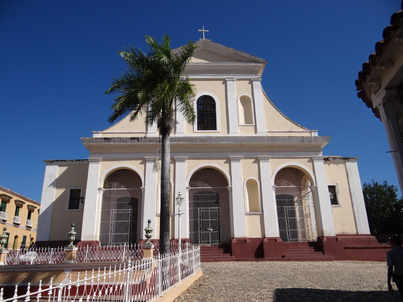 Biserica Trinidad Cuba