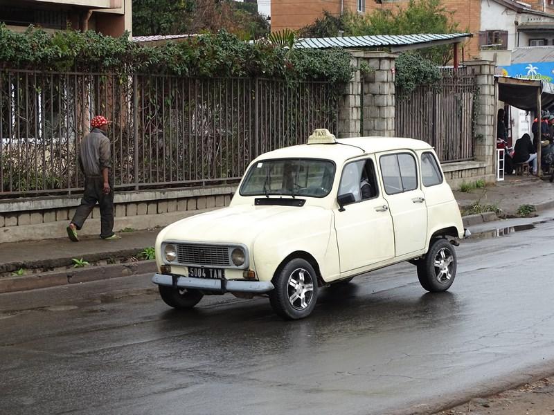 Taxi Antananarivo