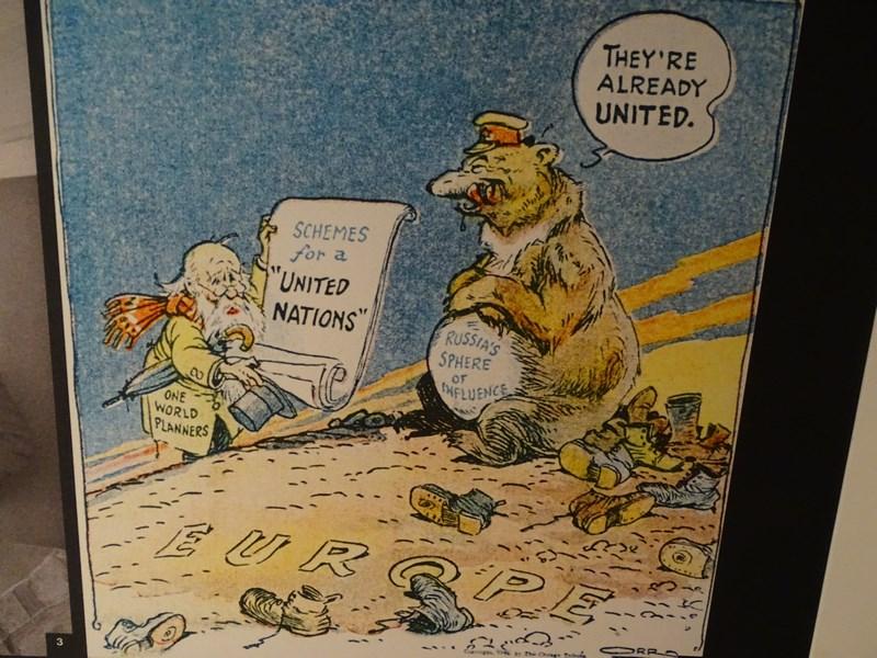 Caricaturi Anti Sovietice