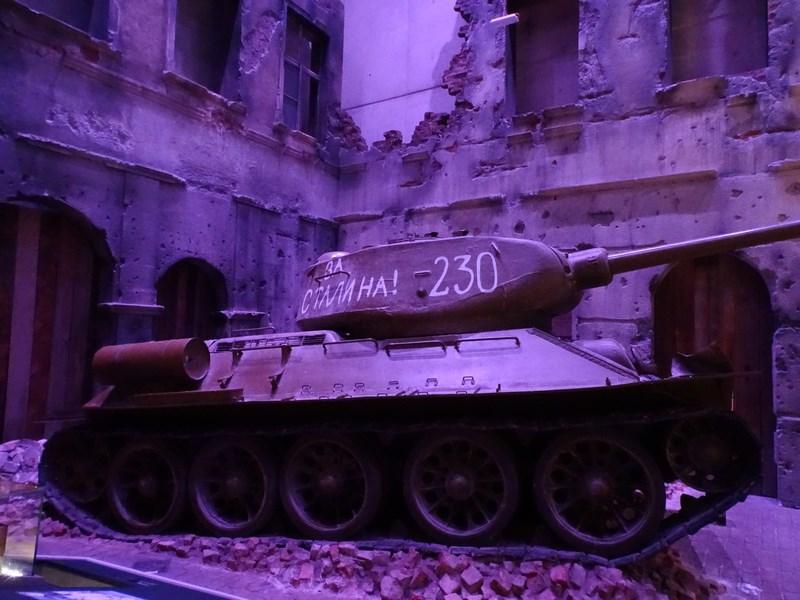 Tanc Sovietic