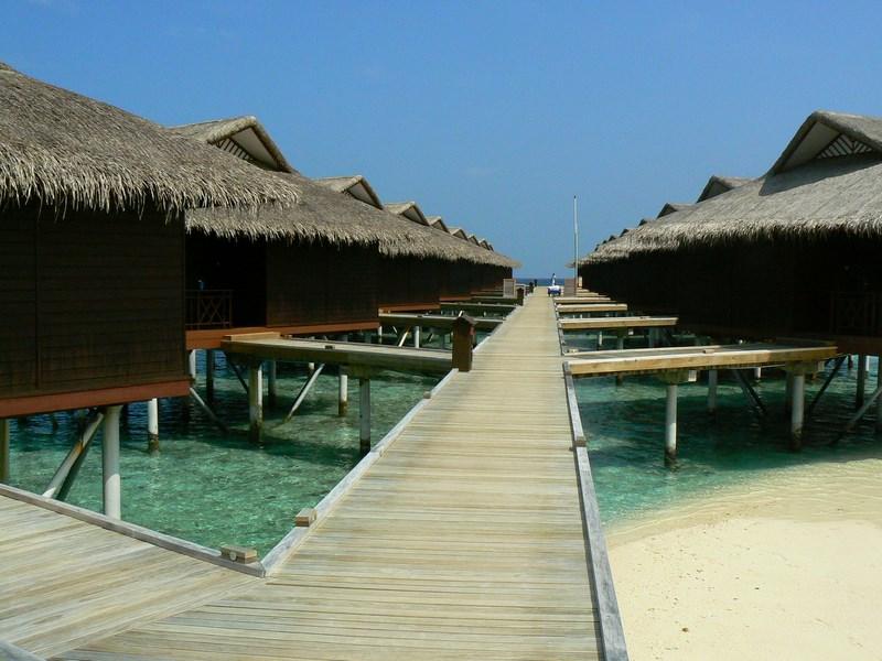 Drum Spre Vile Maldive