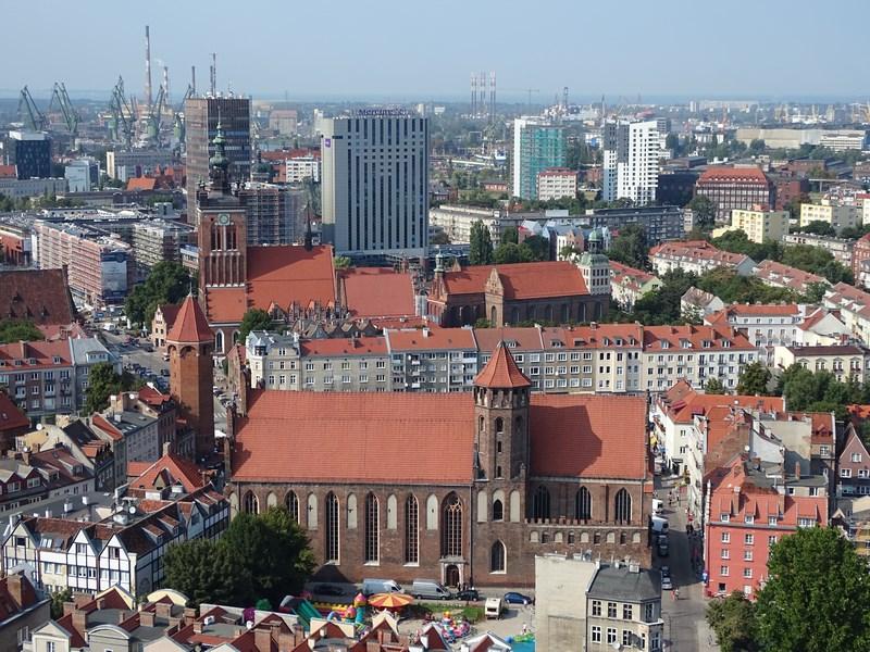 Gdansk Vechi Si Nou