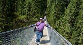 Capilano Bridge Vancouver Canada