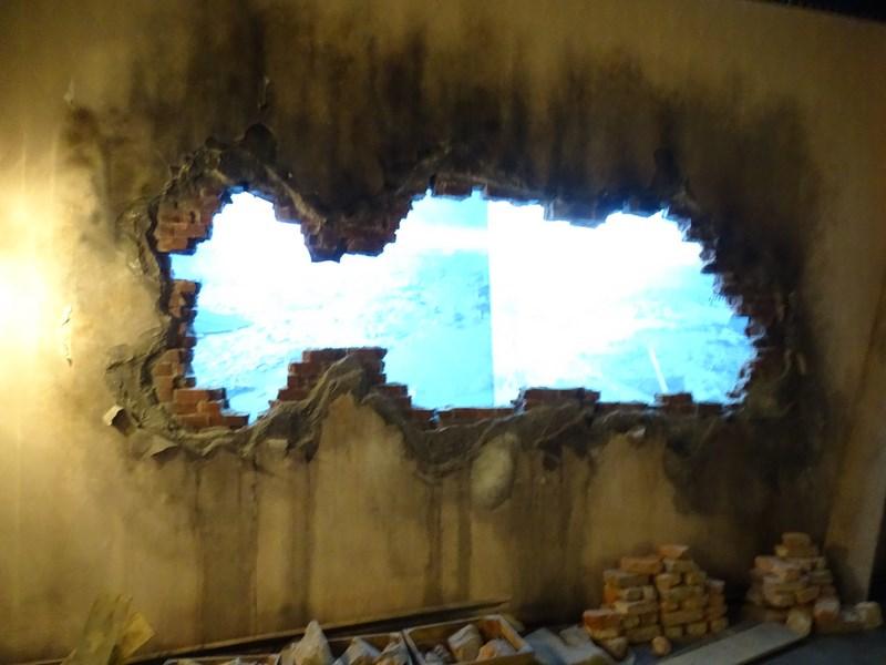 Apartament Bombardat